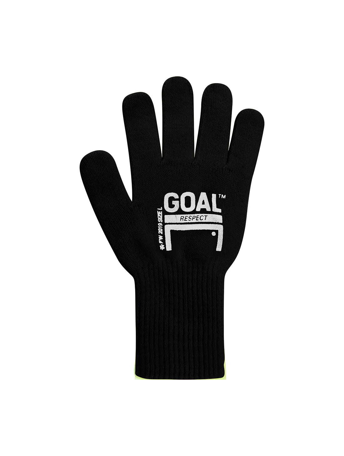 (Sold Out) GOAL GLOVE - BLACK