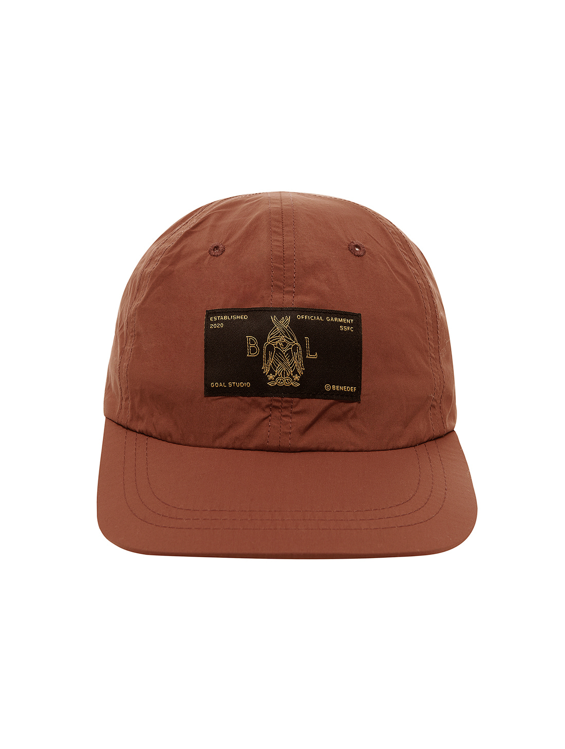 SSFC BALL CAP - BROWN