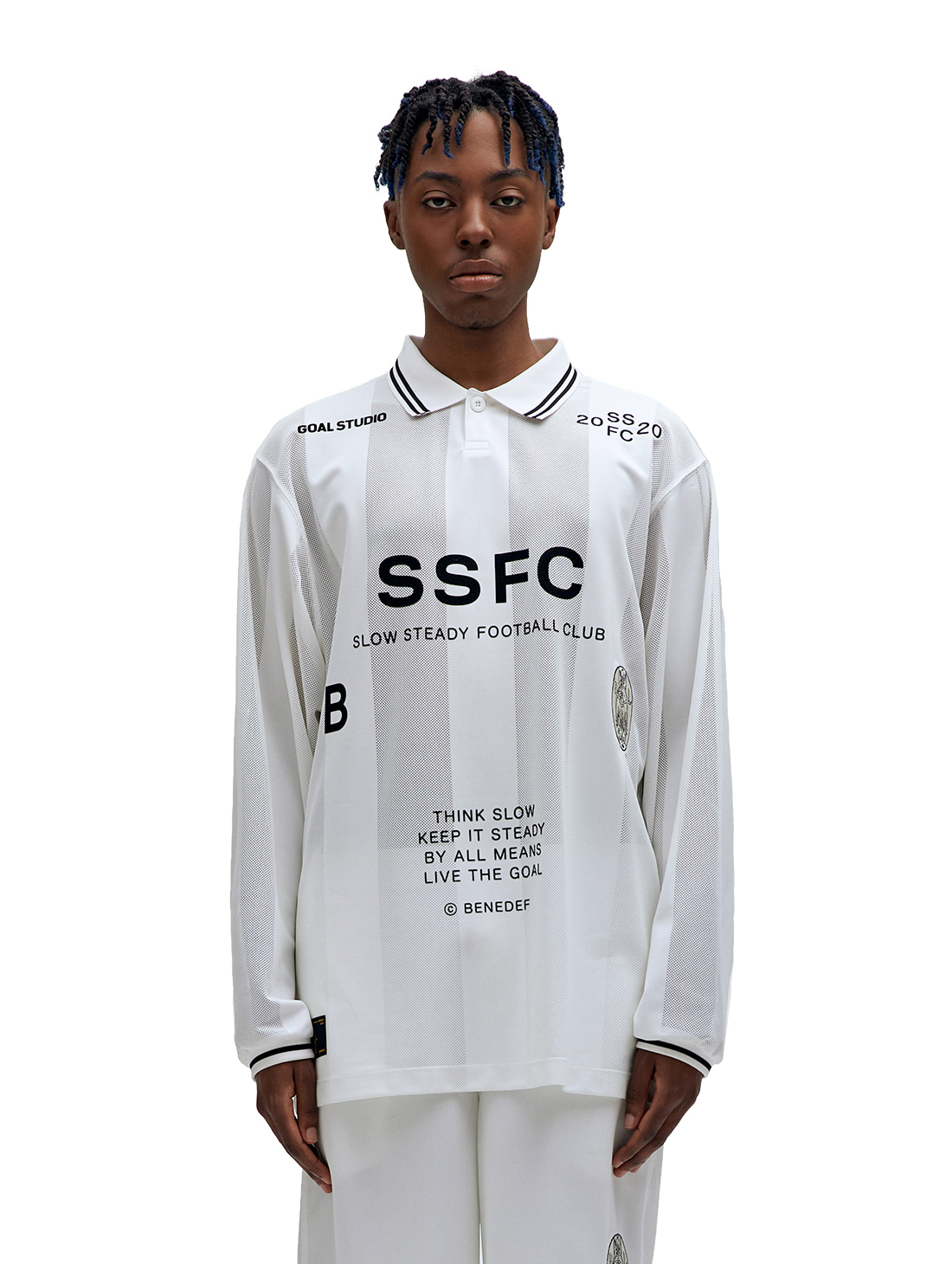 SSFC UNIFORM LONG SLEEVE - BLACK(B)