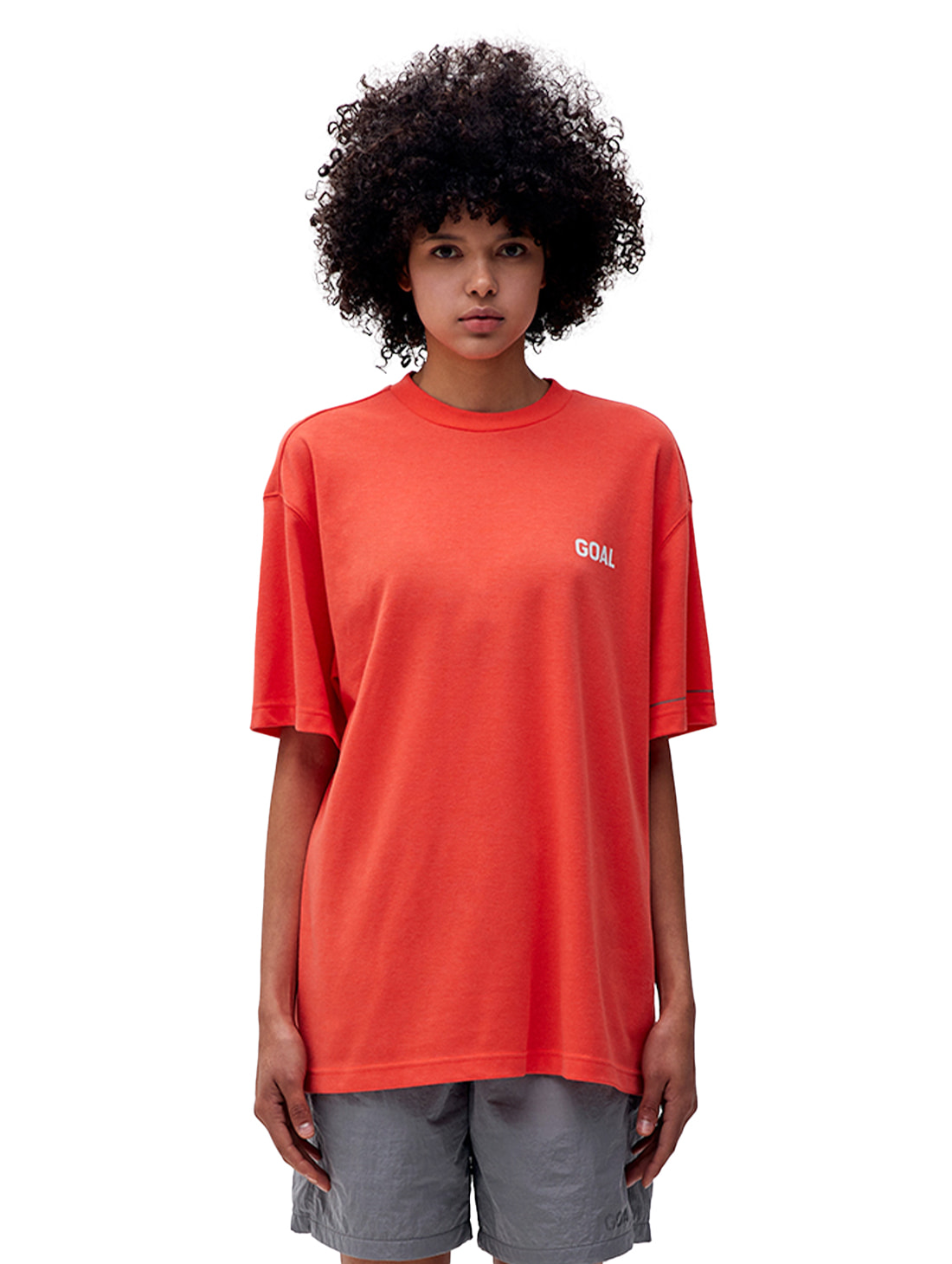 LTG SHORT SLEEVE TEE - ORANGE