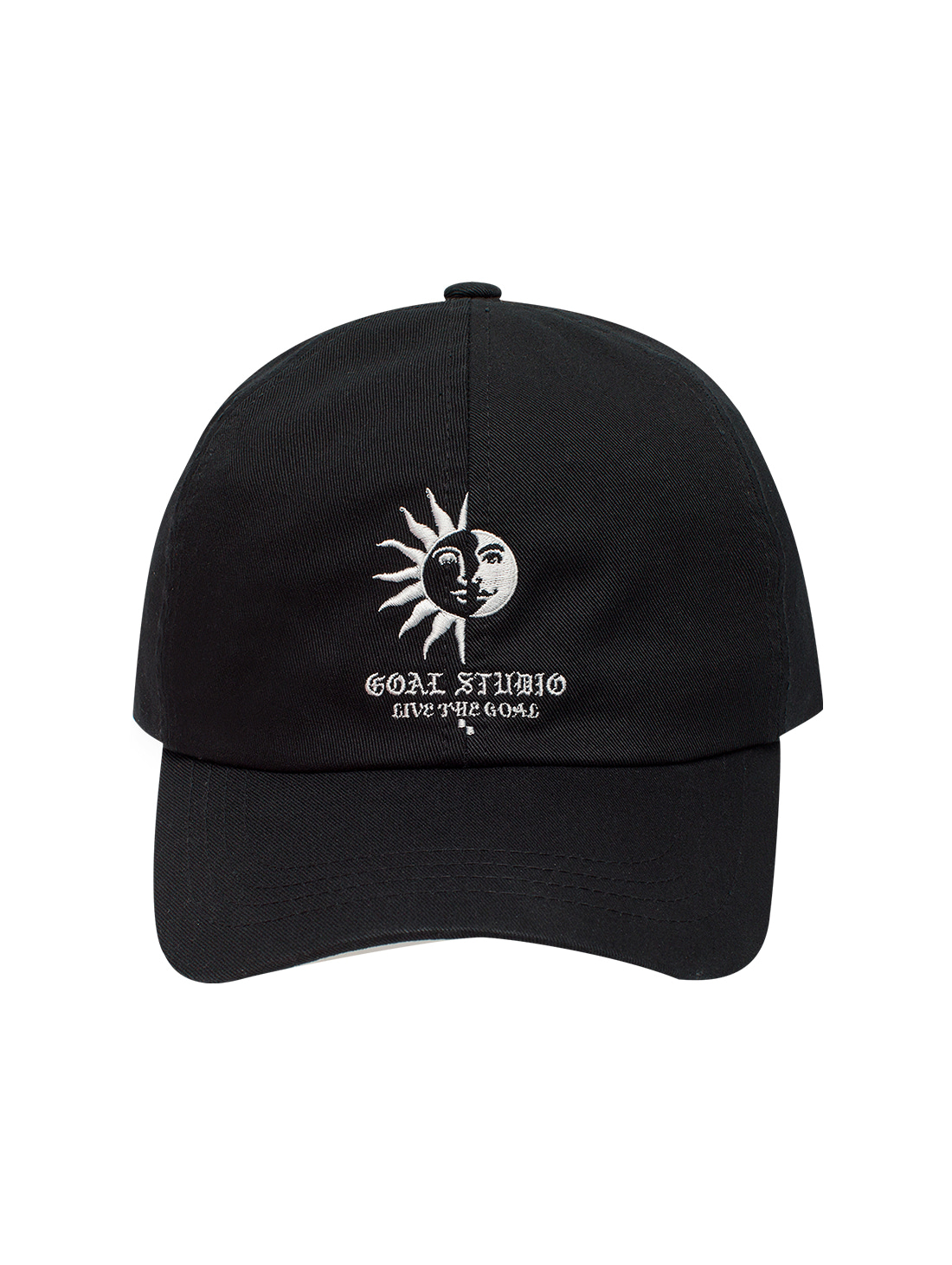 MC BALL CAP - BLACK