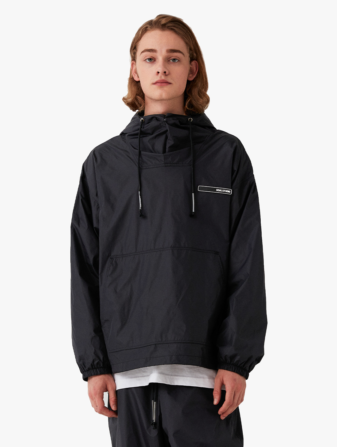 OVERSIZED ANORAK JACKET (2 Colors)
