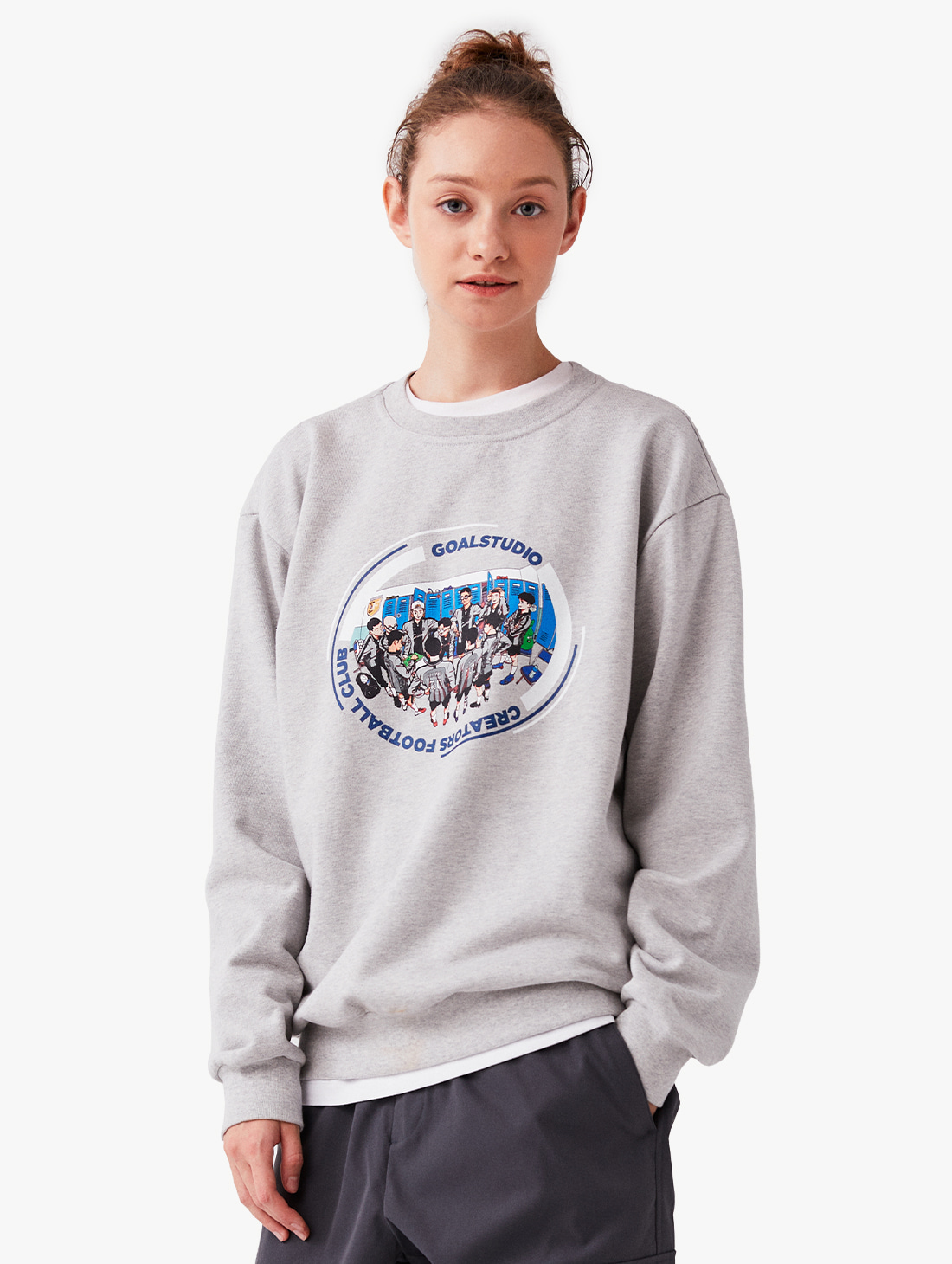 CFC TEAM GRAPHIC SWEATSHIRT (2 Colors)