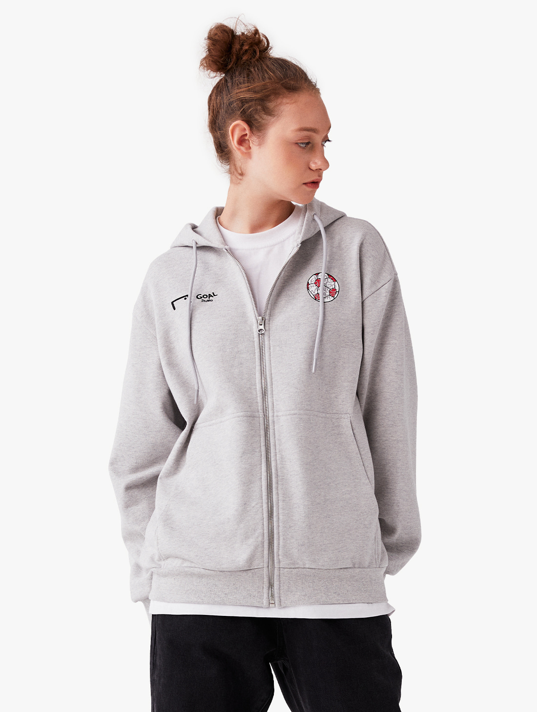 CFC ZIP UP HOODIE (2 Colors)