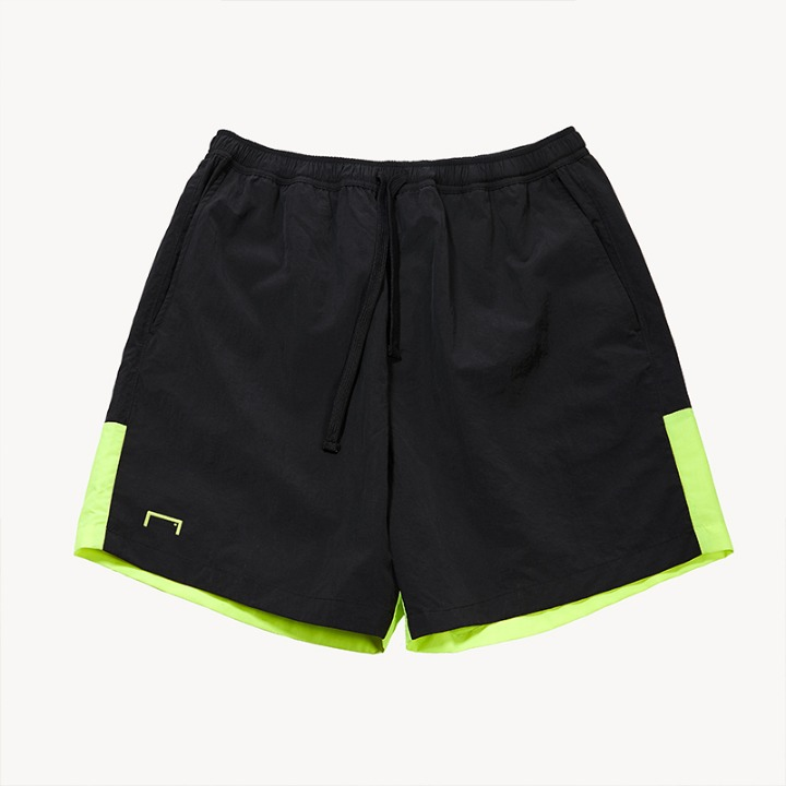 SMALL LOGO SHORT PANTS