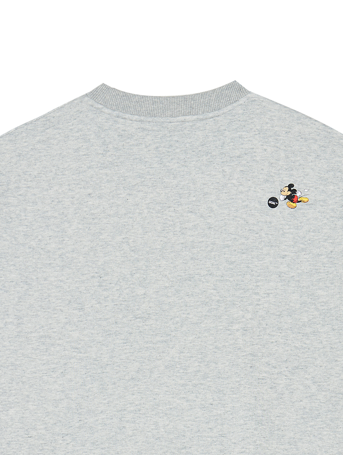 STRIKER MICKEY SWEATSHIRT - GRAY