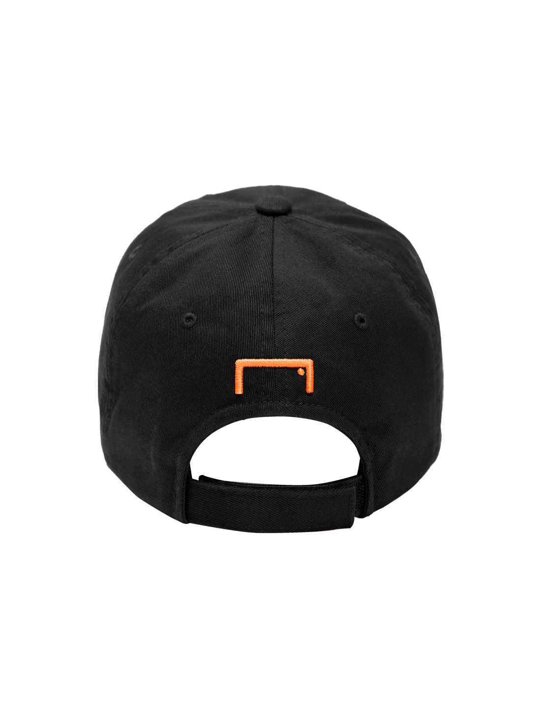 LIVE THE GOAL CAP - ORANGE
