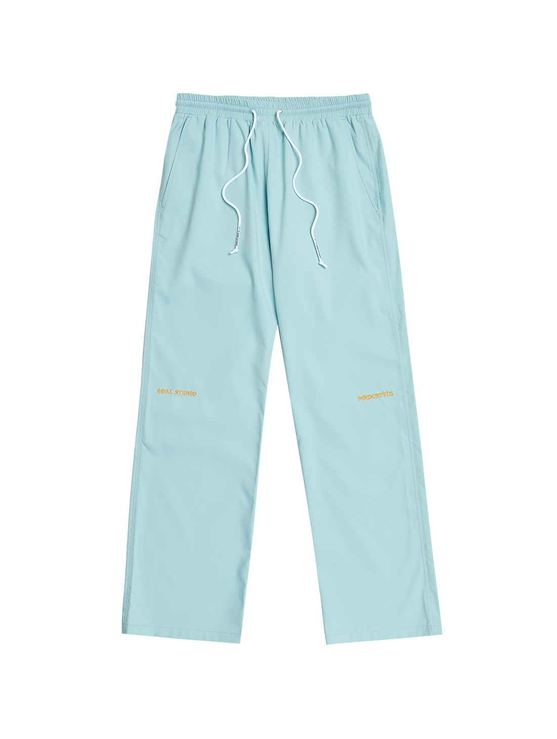 MC WOVEN PANTS - LIGHT BLUE