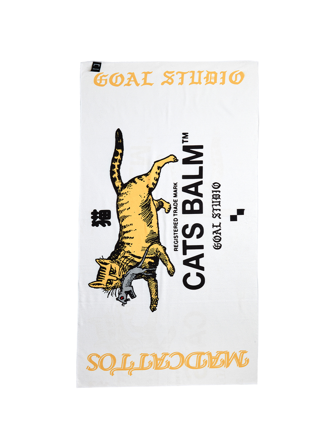 (Sold Out) MC BEACH TOWEL