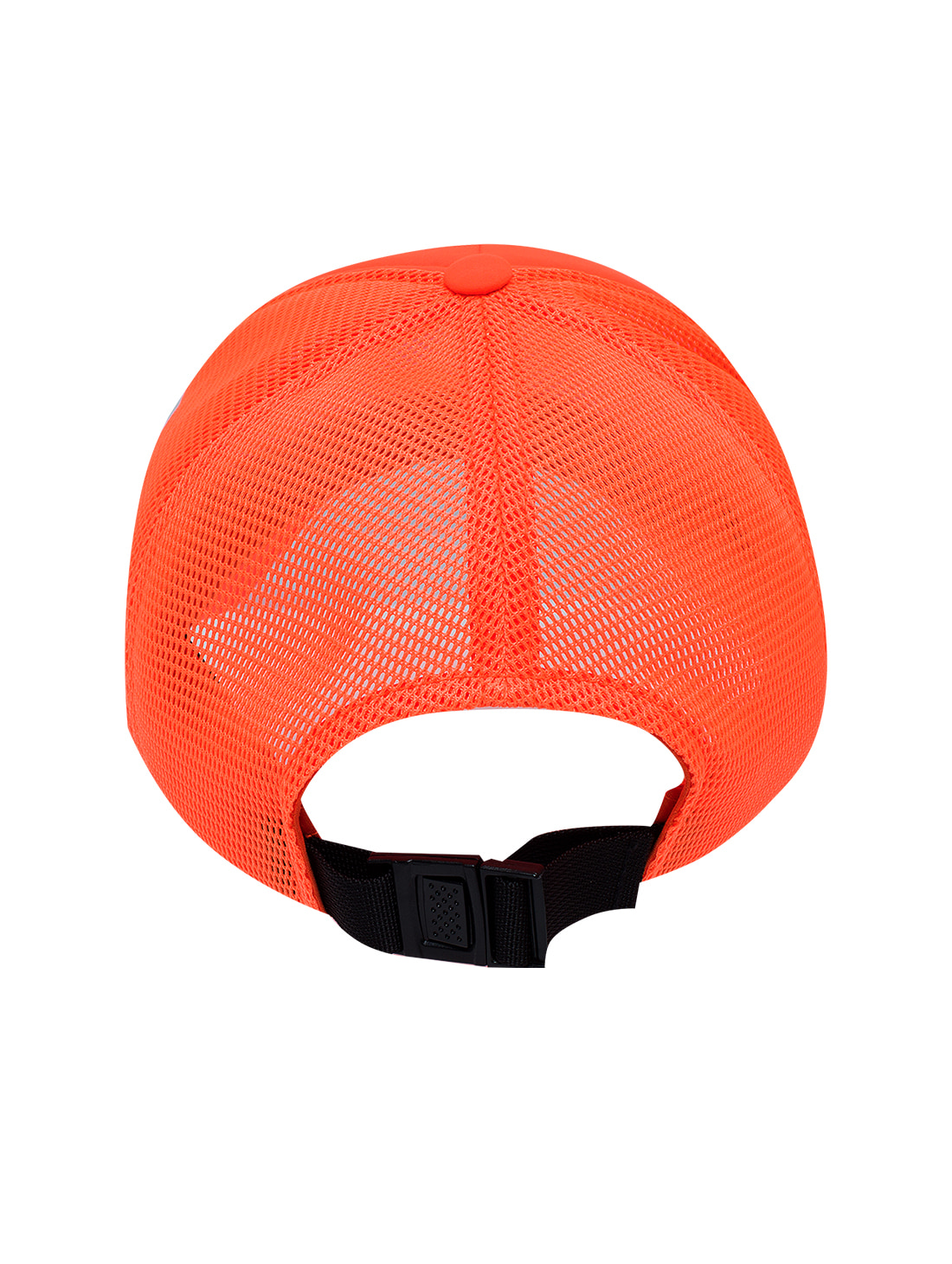 MC TRUCKER CAP - ORANGE