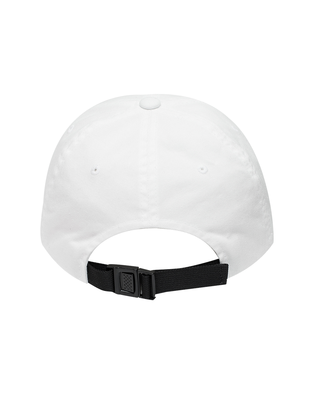 MC BALL CAP - WHITE