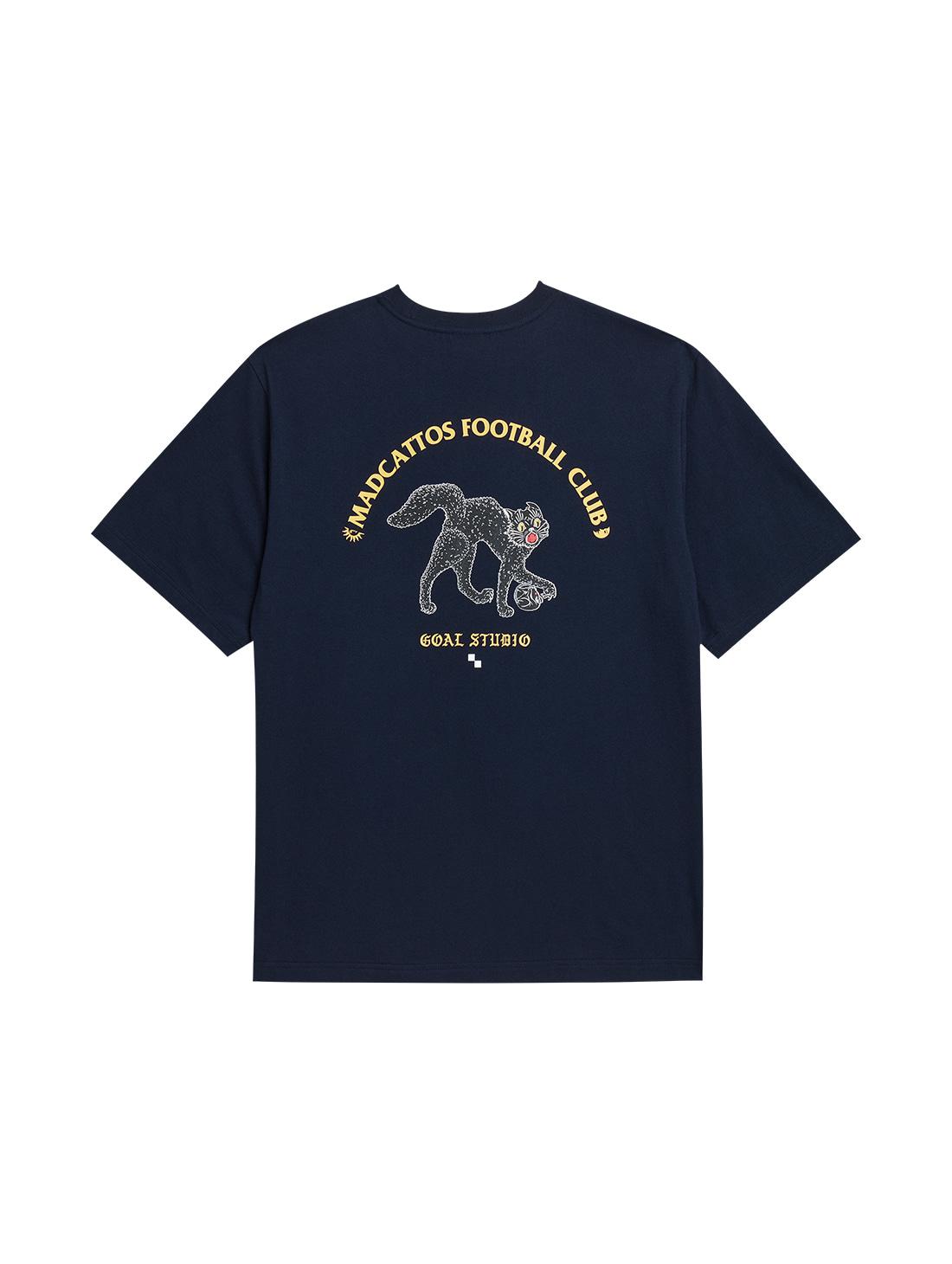 MC GRAPHIC TEE - NAVY