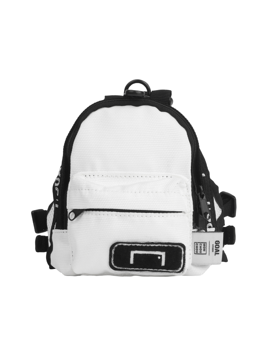 LOGO TAPE DOG BACKPACK