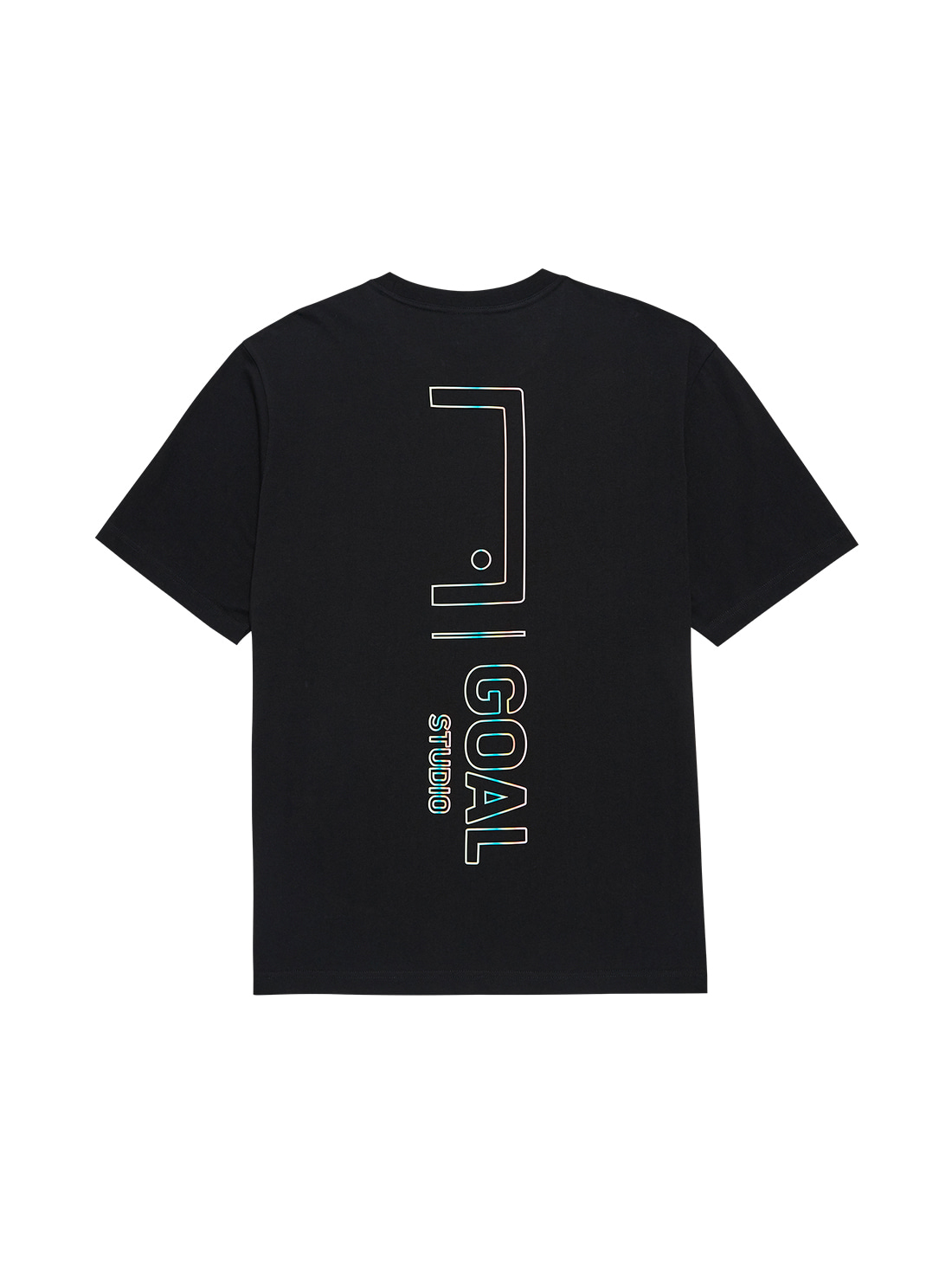 COMPOSITE LOGO TEE - BLACK